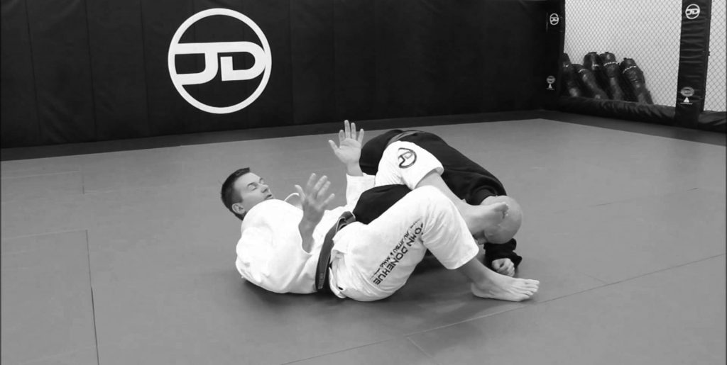 Jiu Jitsu - John Donehue Teaching Ground Control